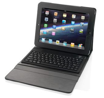 etui ipad avec clavier format qwerty le qwert porte tablette publicitaire. Black Bedroom Furniture Sets. Home Design Ideas