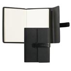 noir - Carnet A6 DOCK BUSINESS